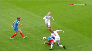 Women's Under-17 Euro 2016. Group A. Czech Republic - France (02/05/2017)