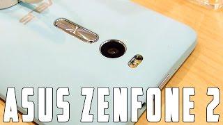 Asus Zenfone 2, primeras impresiones MWC 2015