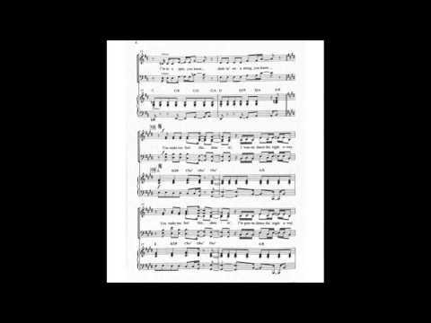 YOU MAKE ME FEEL LIKE DANCING - arranged by Paul Langford