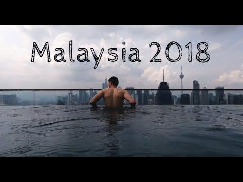 MALAYSIA |  Travel Video 2018 |  GoPro 6
