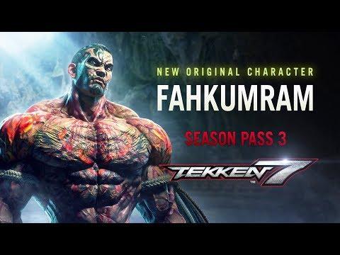 Tekken 7 Fahkumram Character Announcement Trailer Ps4 Xb1 Pc Youtube