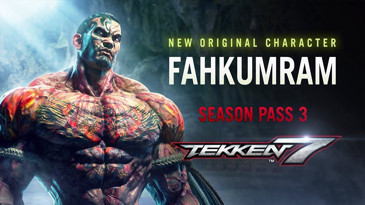 Tekken 7 Fahkumram Character Announcement Trailer Ps4 Xb1 Pc Youtube