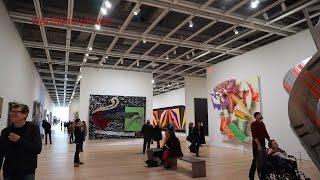 видео музей уитни нью йорк