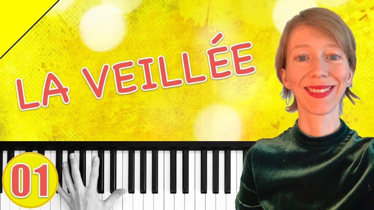 Yann Tiersen - La veillée - Piano Tutorial #1