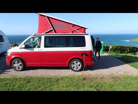 Ayr Holiday Park - campsite by the beach - St Ives
