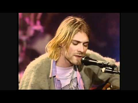 Nirvana - Jesus Don´t Want Me For A Sunbeam [Unplugged MTV]