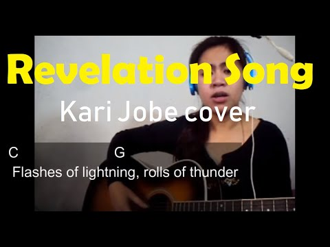 Revelation Song- with chords- Kari Jobe original, Chibi cover