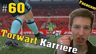 🤜ELFMETER!😭#60 Fifa 17 Torwart Spielerkarriere [geschnitten]