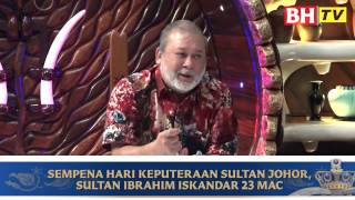 Pulangkan darjah kebesaran Johor jika fikir tak layak pakai
