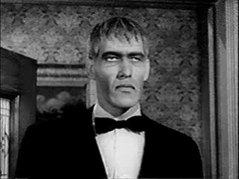 Lurch From The Addams Family  Through The Glass  YouTube