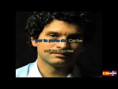 Karaoke: Carlos Cano - Habanera de Cadiz