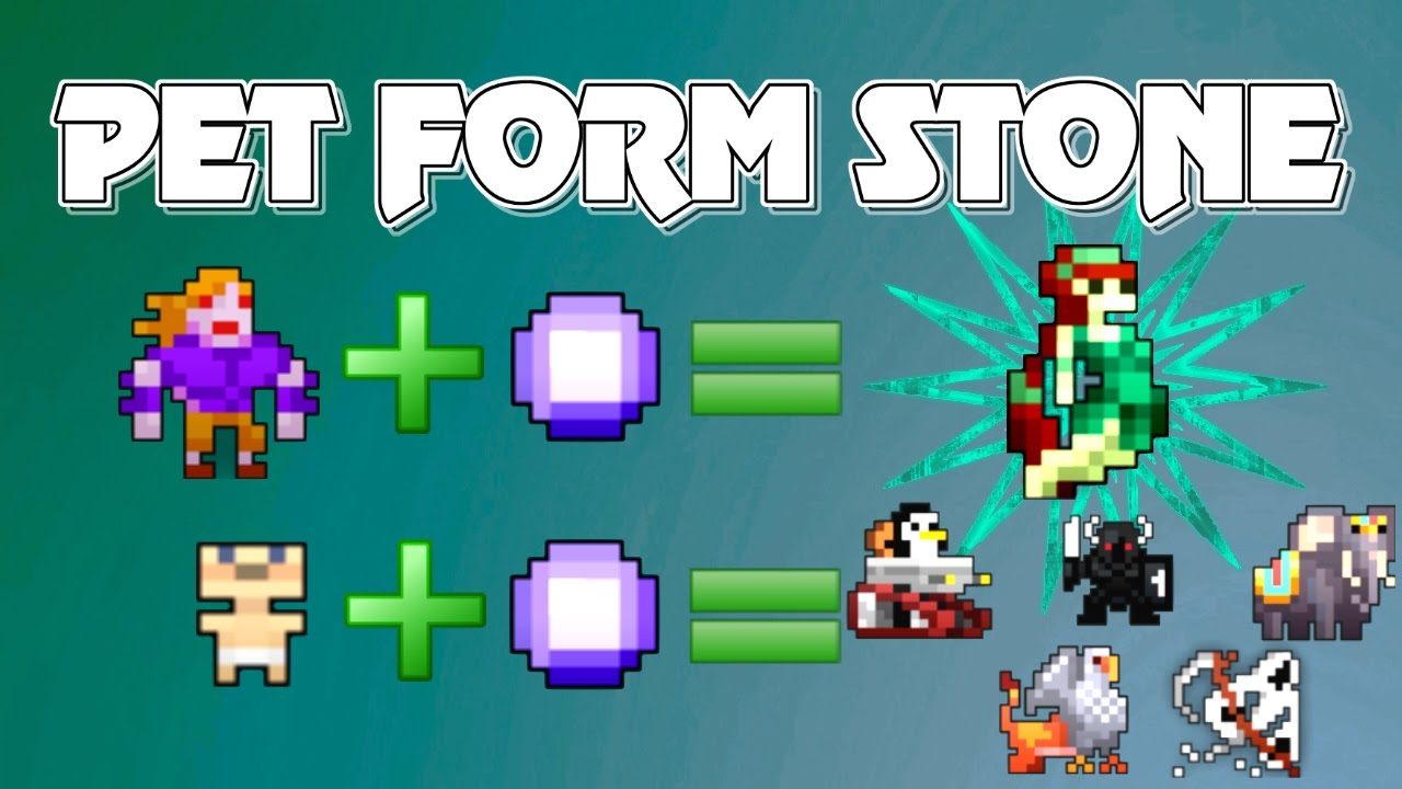 pet form stones sts new skin rotmg 9 29 update youtube