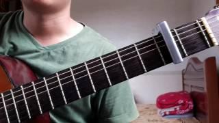 """Guitar hướng dẫn: Intro, đệm hát """"Anh khác hay em khác"""" - Khắc Việt"""