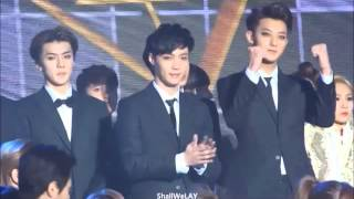 2NEXO on SBS GAYO DAEJUN 2014