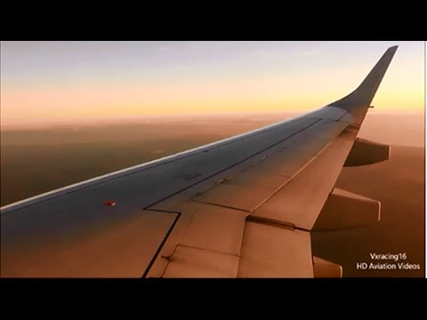 Flybe BE969 Belfast City (BHD) - London Gatwick (LGW) E-195 G-FBEM *FULL FLIGHT* 1/12/13 [1080p HD]