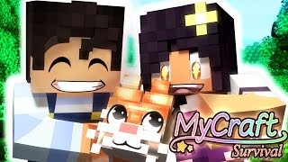 TOO MANY PETS! | MyCraft Family Minecraft Survival [Ep.9]