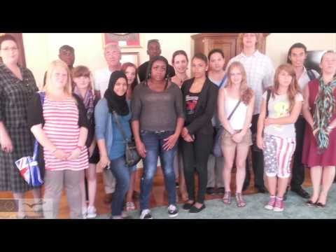Youth In Action - Poland Exchange Visit