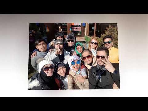 "Umroh Plus Turkey Travel NURZATA Bersama ""SUPERSTAR SAHABAT SURGA"""