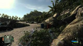 Crysis Mission 1: Contact [HD] Maxed Out Graphics