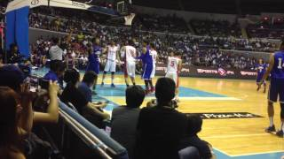 Ray Parks (Smart  Gilas) Vs Iran