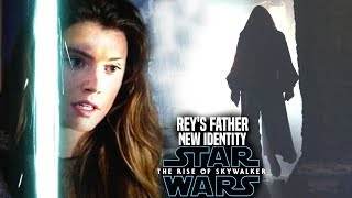 The Rise Of Skywalker Rey's Father New Identity Revealed! (Star Wars Episode 9)
