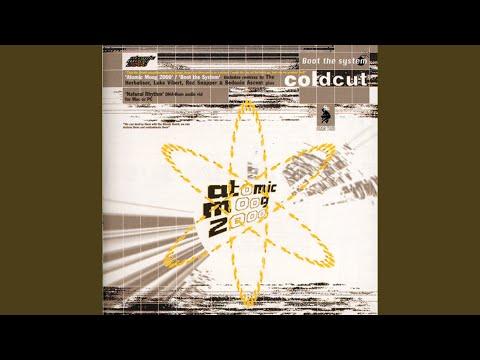 coldcut atomic moog 2000 bullet train edit