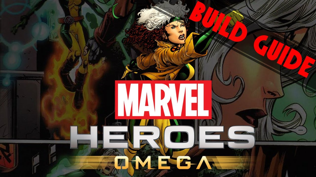 how to build rogue marvel heroes