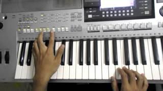 Belajar Keyboard dan Piano Lagu Anak Lihat Kebunku