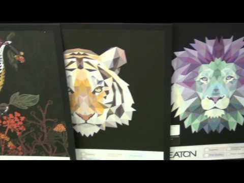 Starleaton's EFI Printers at PacPrint 2017