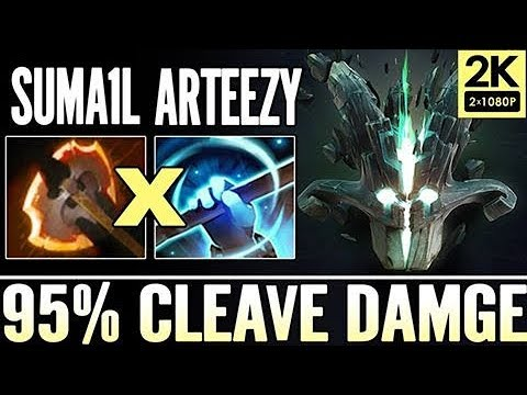 SumaiL 95 Ceave Splash Farming Juggernaut Carry Gameplay Dota 2 Ft Arteezy YouTube
