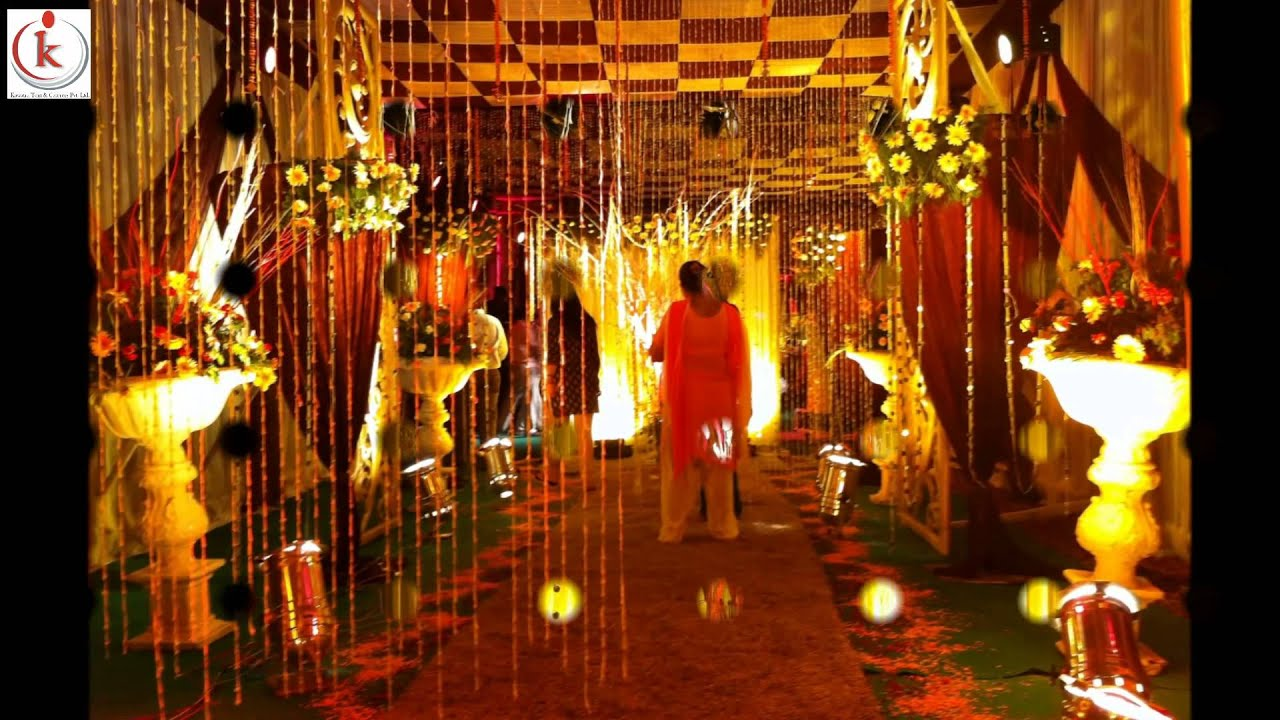 & Wedding venues decorators and planners in Delhi
