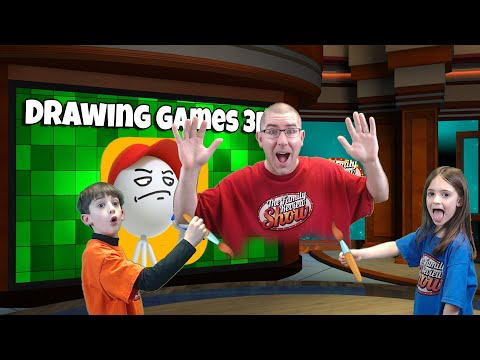 Drawing Games 3D Gameplay And Review 🎨🖌️ (iOS And Android Mobile Game)