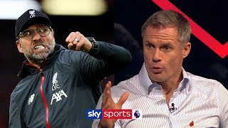 Does Carra think Liverpool are going to win the title? | Budweiser Kings of the Premier League 👑