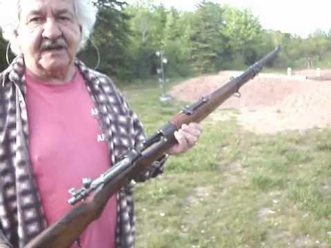 Brazilian Model 1908 Rifle
