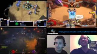 JudgeHype TV #1 - Duel Multi Jeux Blizzard #1a