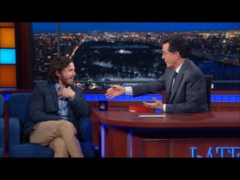 Casey Affleck & Stephen Enjoy A Spirited Conversation, Part 1