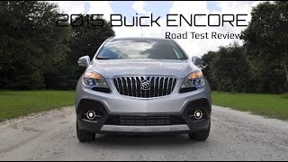HD Drive Review - 2015 Buick ENCORE - Great Handling + Silent Ride