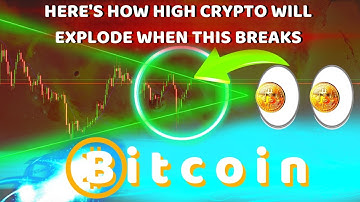 WARNING: IF BITCOIN BREAKS THIS 2.5 YEAR PATTERN THIS WEEK - LOOK HOW HIGH IT WILL GO!! SHOCKING