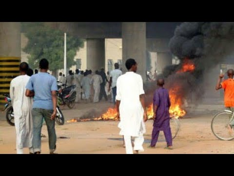 After APC, Ganduje's Victory, see what the youths did in Kano state the brings serious Tension