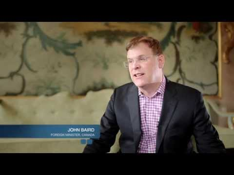 Interview with John Baird, Canadian Minister of Foreign Affairs