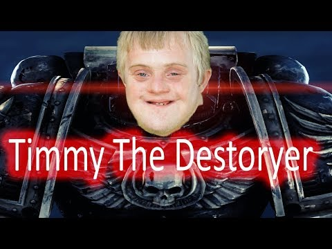4chan Stories: Timmy The Destroyer
