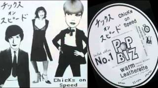 Chicks On Speed - Warm Leatherette HD