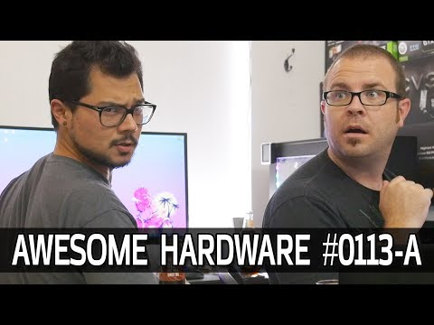 Awesome Hardware #0113-A: Threadripper Pricing, 6-Core Coffee Lake, Mining GPU Shortage Slows