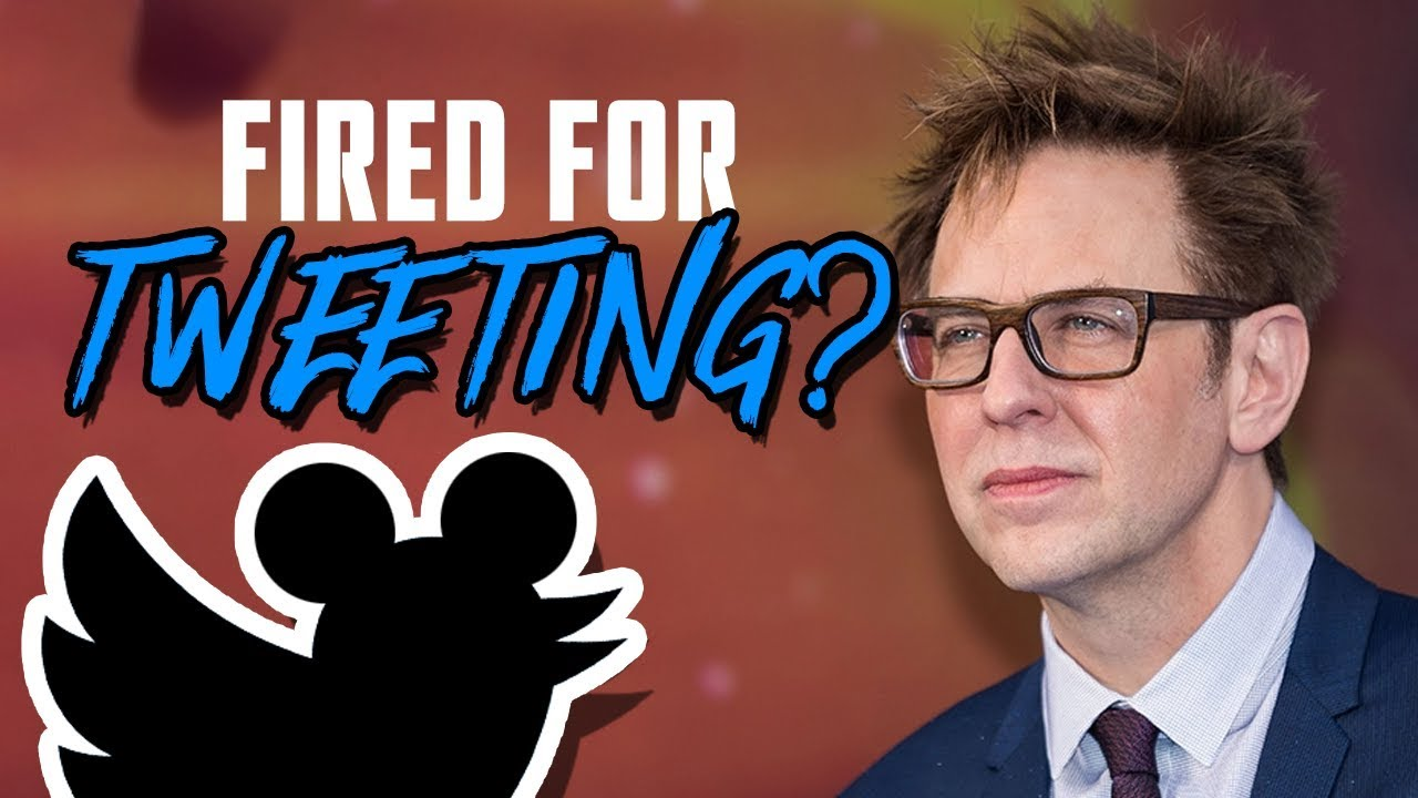 JAMES GUNN FIRED FOR TWEETS? - Dude Soup Podcast #184