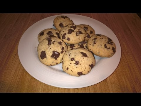 Chocolate Chip Cookies No Butter