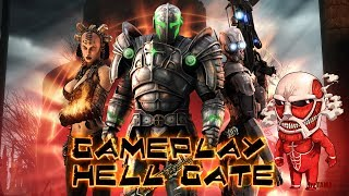 GamePlay- Hell Gate BR