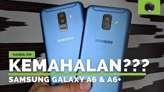 Q&A Hands-on Samsung Galaxy A6 & A6 Plus Indonesia