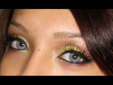 Contact Lens Collection Youtube