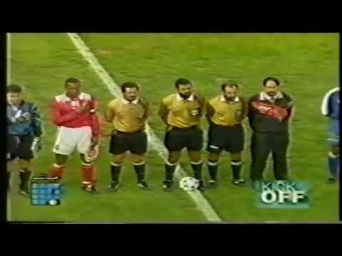 Lebanon 1-1 Singapore  - World Cup 1998 Qualifiers
