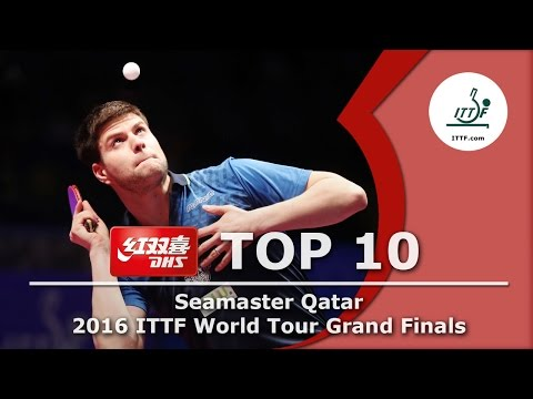 Download DHS ITTF Top 10 - 2016 World Tour Grand Finals Images